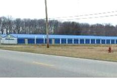 Street view of storage unit in Madison