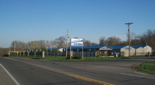 Street view of Storage Express on Highway 46
