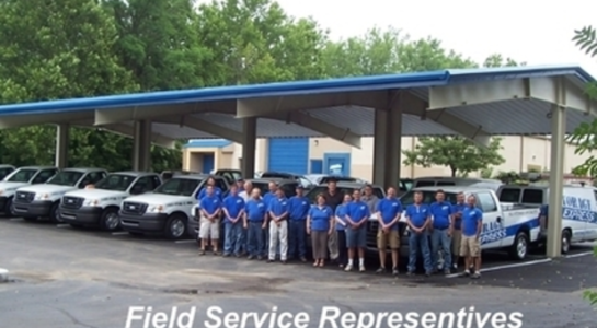 Field service representatives