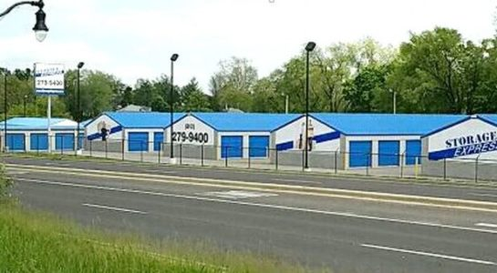 Storage facility on O Street in Bedford