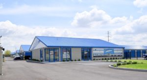 24/7 rental center at storage facility