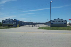 Effingham storage facility
